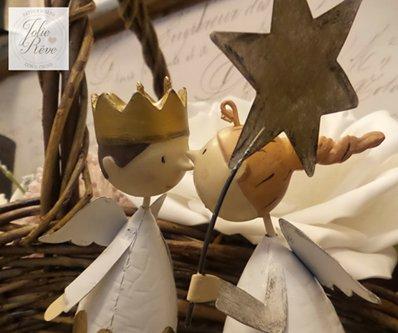 articoli da regalo - angeli con stella