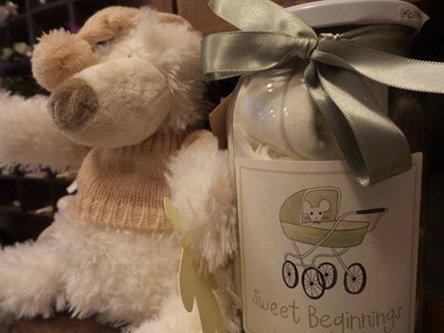 bebè in arrivo - oggetti regalo