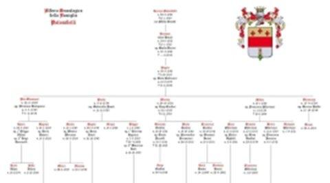 alberi genialogici