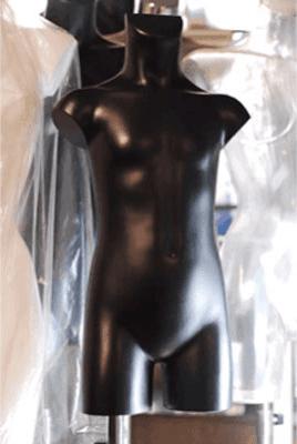 busto in plastica