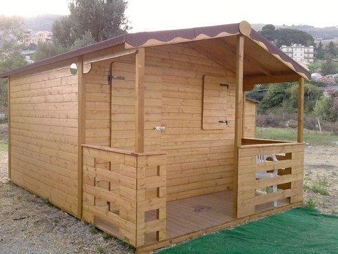 strutture in legno eco-house srl