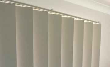 tan blinds