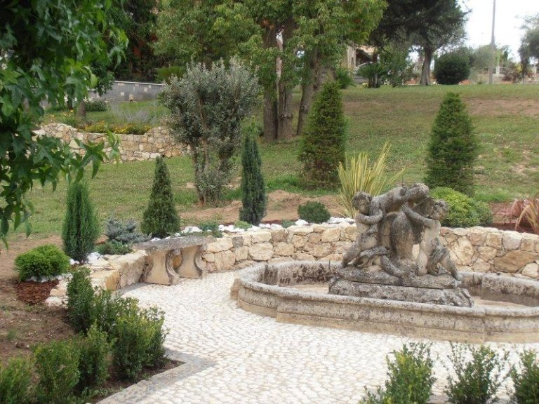 Sistemi irrigazione giardini