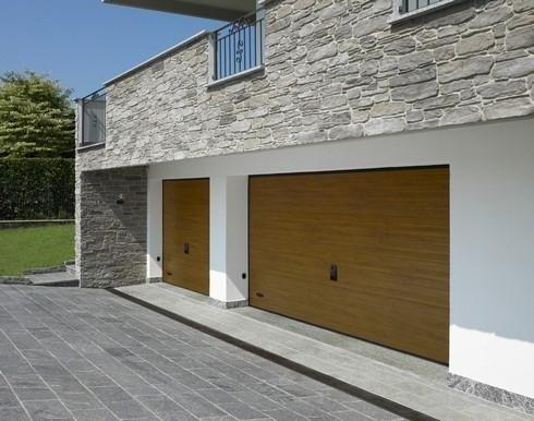 Porte Sezionali Residenziali Automatiche