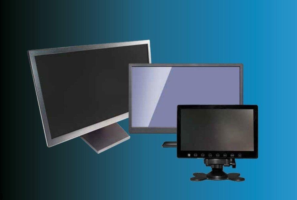 Gamma Monitor LED