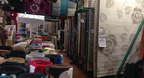 Carpet stock