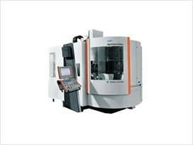 Mikron HSM machining center