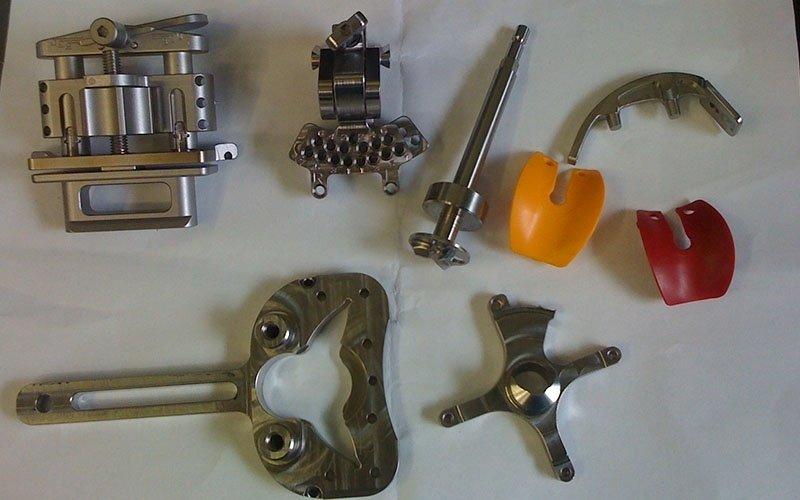 servizi di fresatura CNC