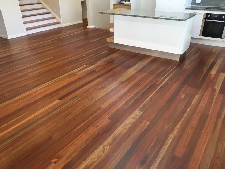 dark flooring