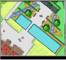 Landscape design - Newtownabbey - David Clarke Landscape Architect - Landscape architecture