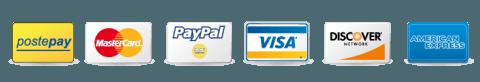 pagamenti sicuri con carte e bancomat