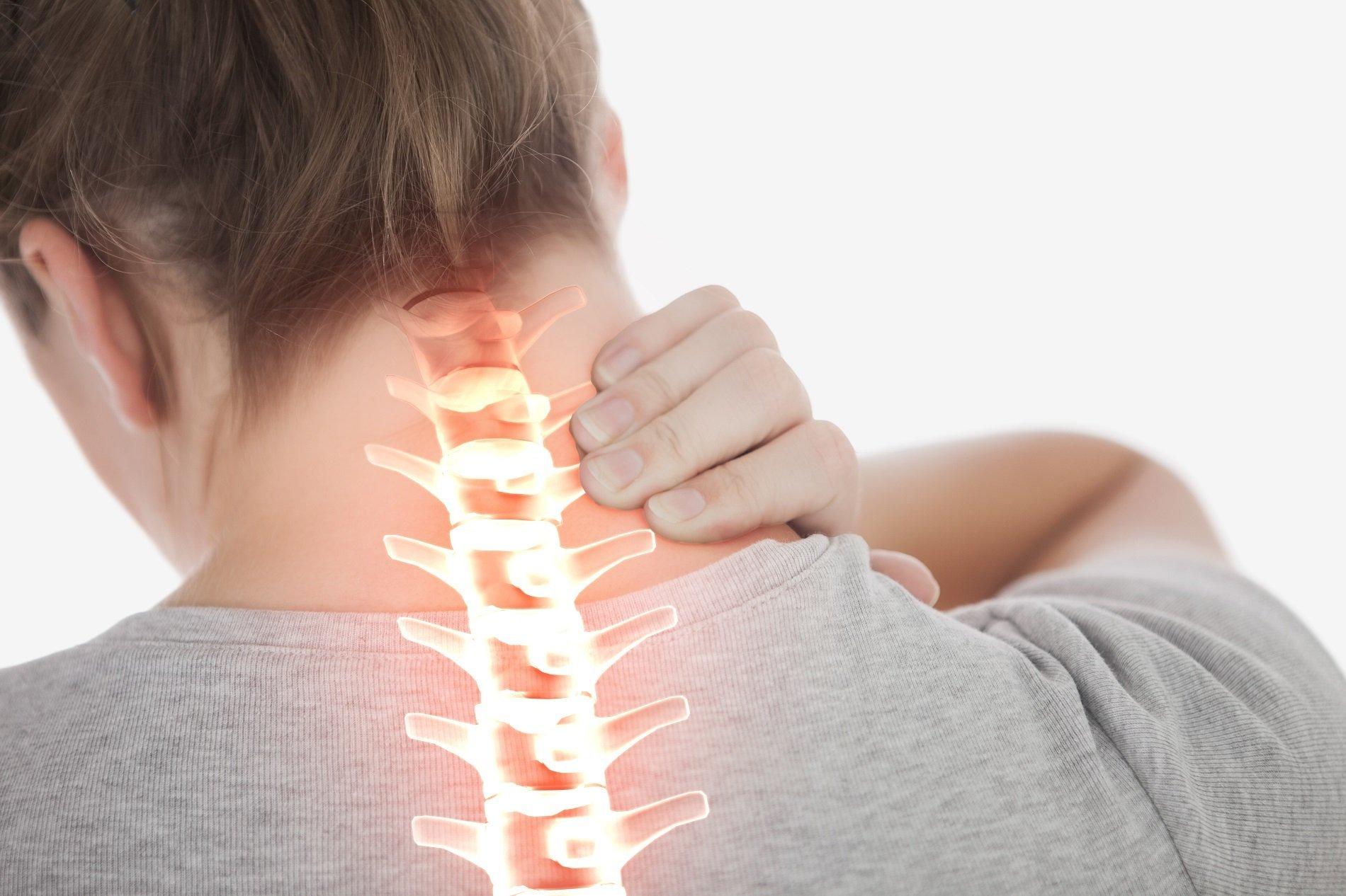 dolori alla colonna vertebrale