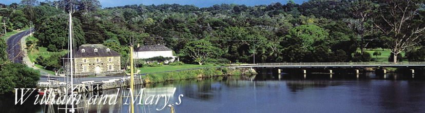 Kerikeri is situated in the Bay of Islands, Northland, New Zealand.  Mary and William's is located near Kerikeri.