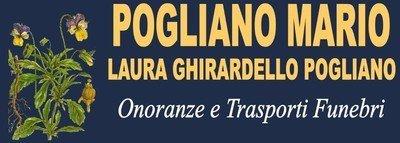 ONORANZE FUNEBRI POGLIANO - logo