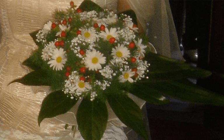 composizioni floreali per cerimonie ed eventi
