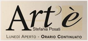 PARRUCCHIERI ART'È - Logo