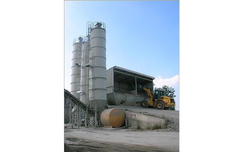 installation ciment