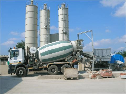 calcestruzzi e cementi