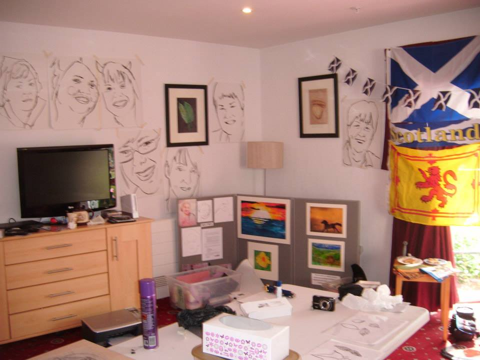 attractive room