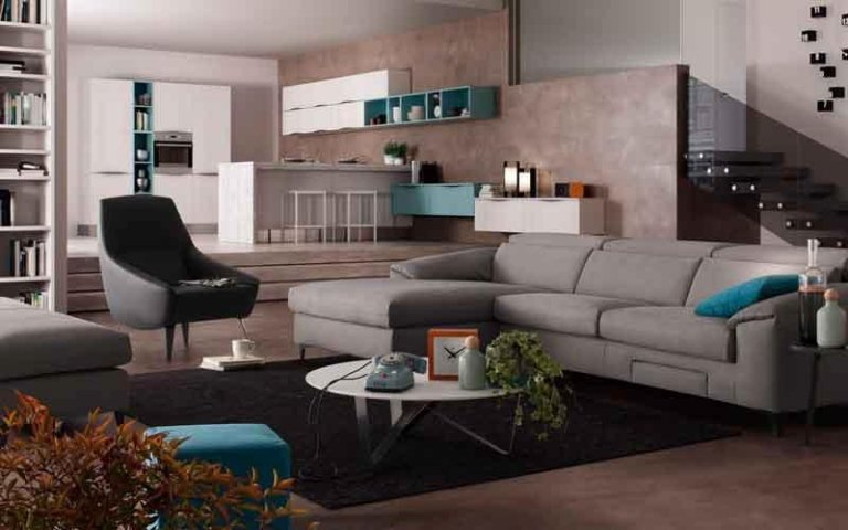 divani moderni siena