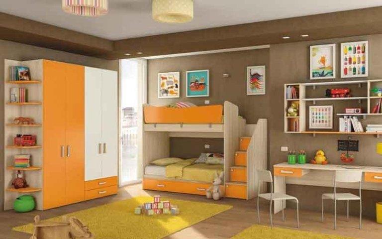 camerette componibili siena