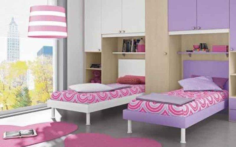 camere per ragazze siena