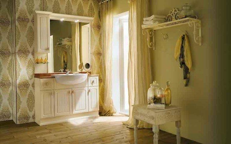 arredi bagno classico siena