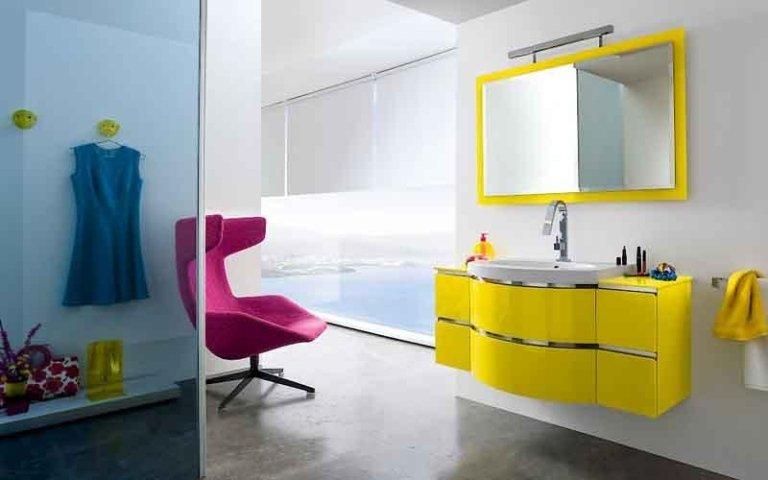 arredi design bagno siena