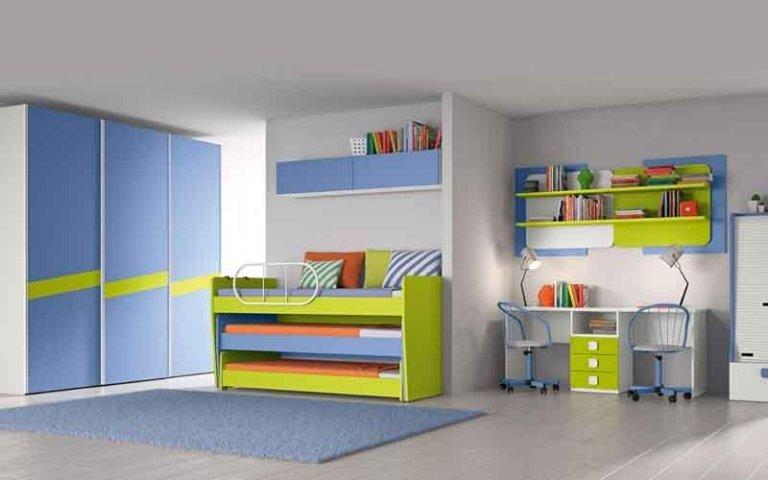 camera per bambini siena