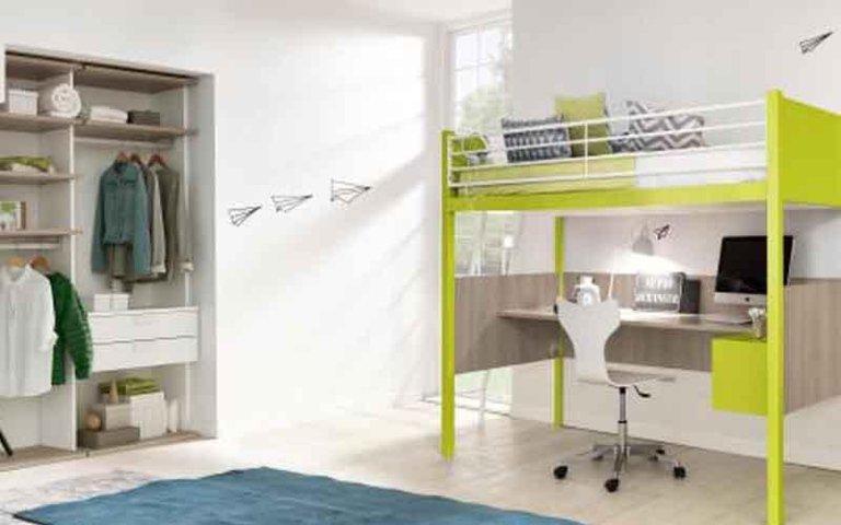 soluzioni componibili camerette siena