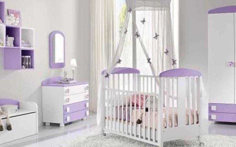 camerette per neonato siena