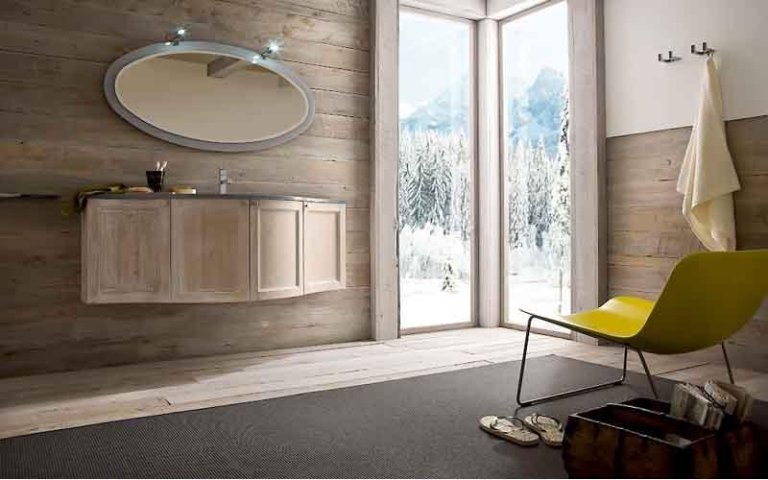 arredi moderni per bagno siena
