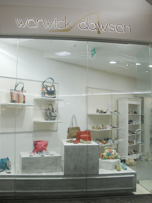 Custom retail fitouts designed by professionals