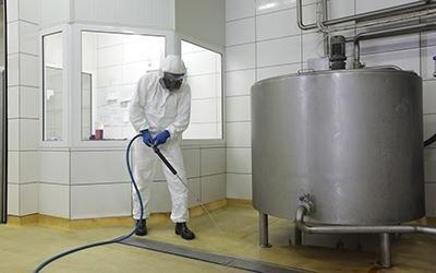 pulizie industria roma