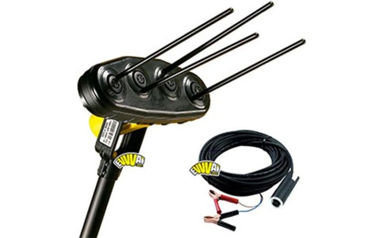 giulivo 4 you abbacchiatore scuotitore elettrico a batteria raccolta olive volpi
