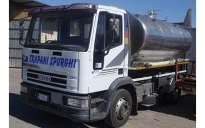 autocisterna trasporto liquidi trapani