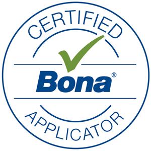 certified bona applicator