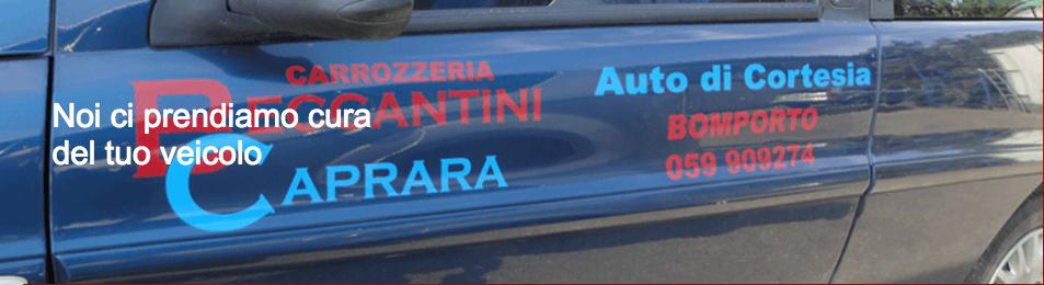 CARROZZERIA BECCANTINI & CAPRARA