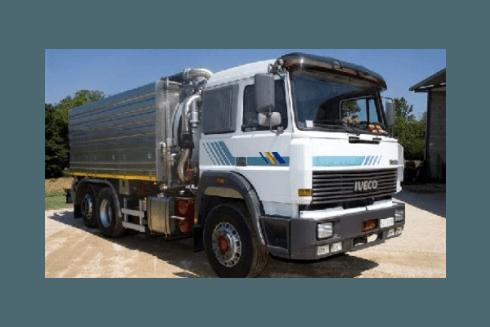 camion destinato ad operazioni antispurgo