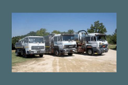Tre camion