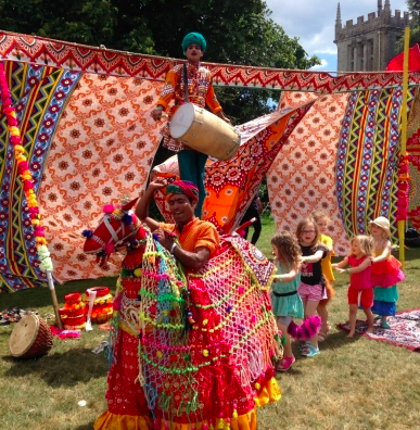 Circus Raj at Rhythmtree 2017