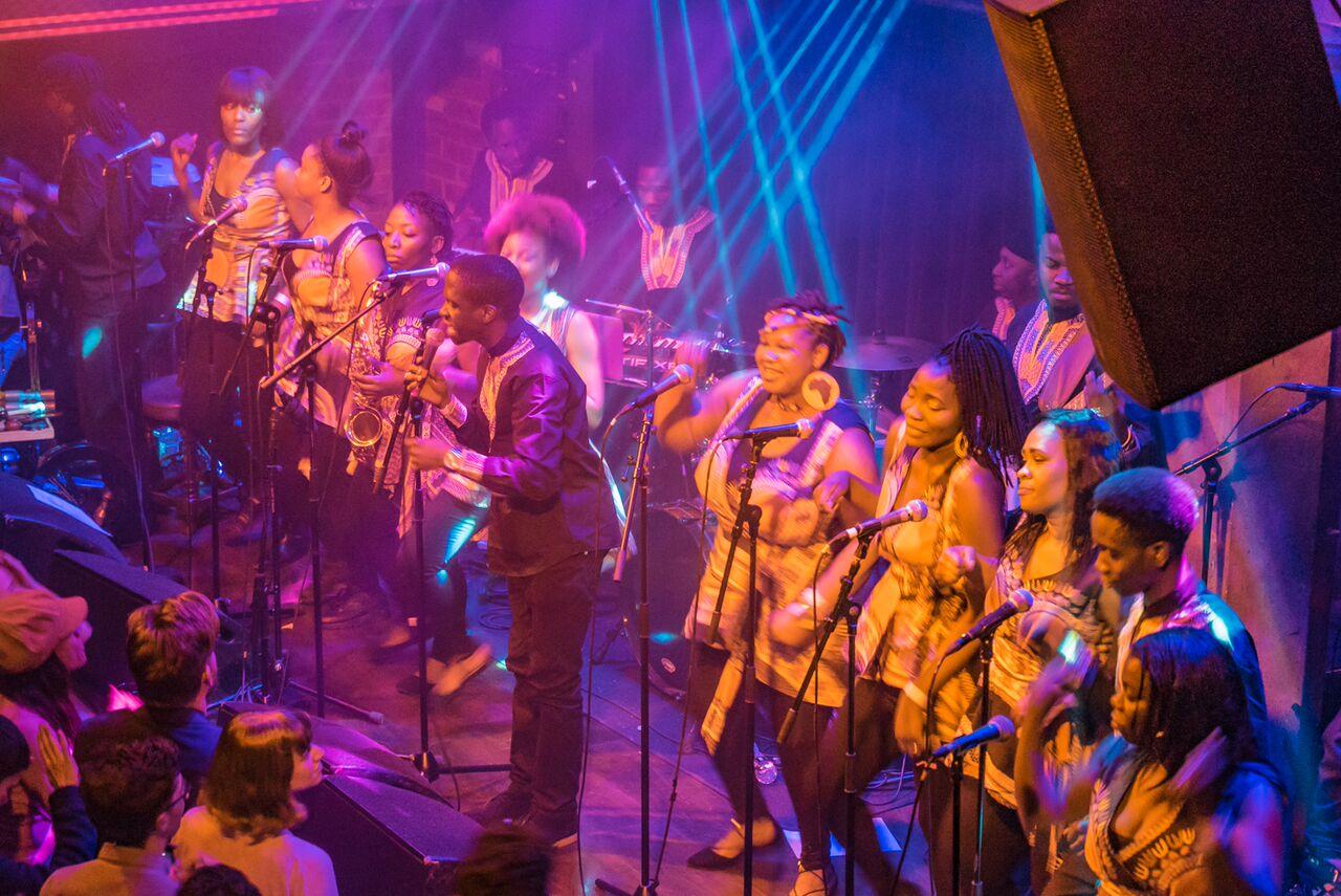 The London African Gospel Choir presents Graceland