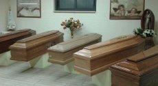 Feretri in legno