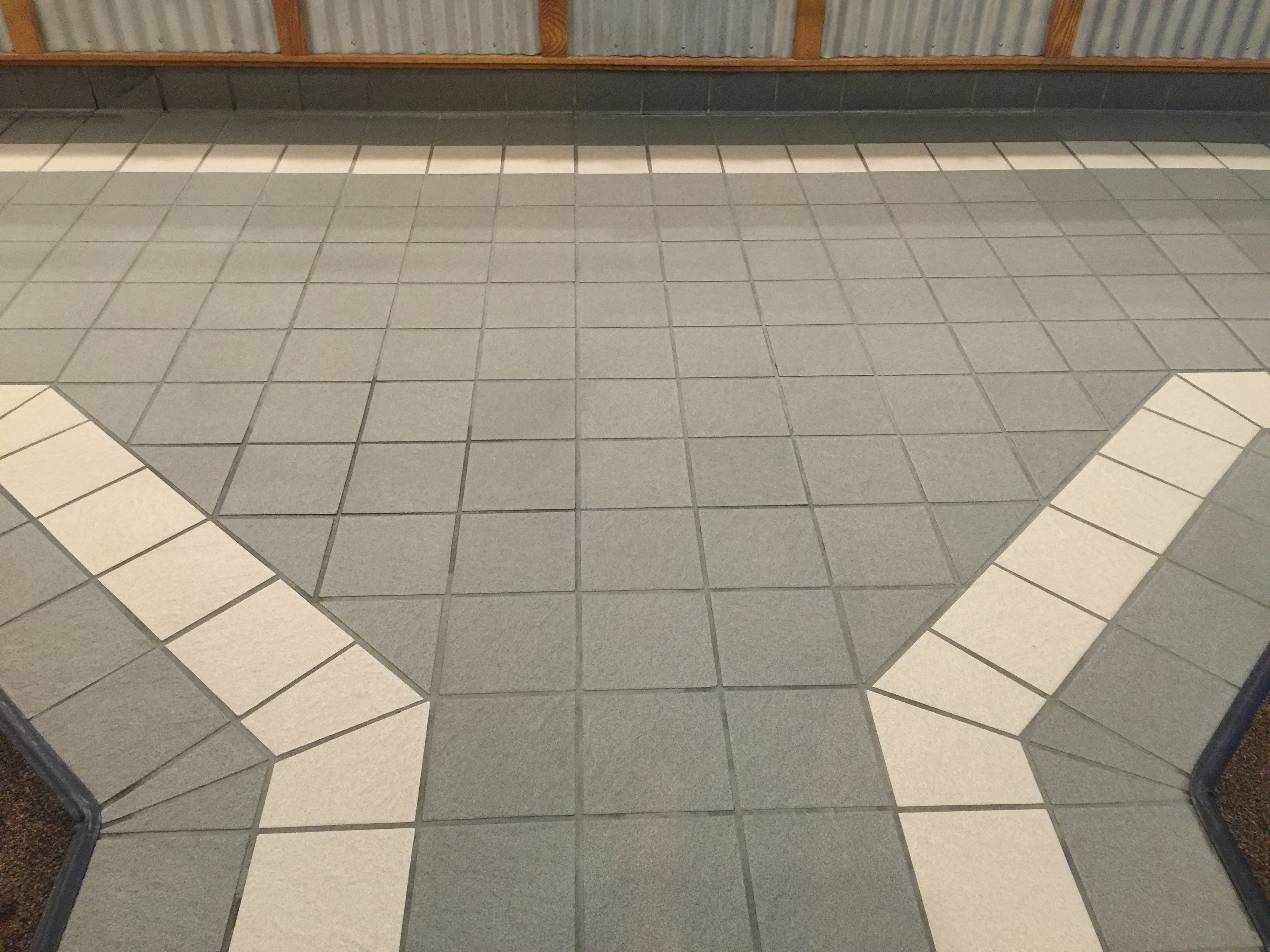 Commercial Grout Cleaning Sacramento After | Pristine Flooring Restoration`
