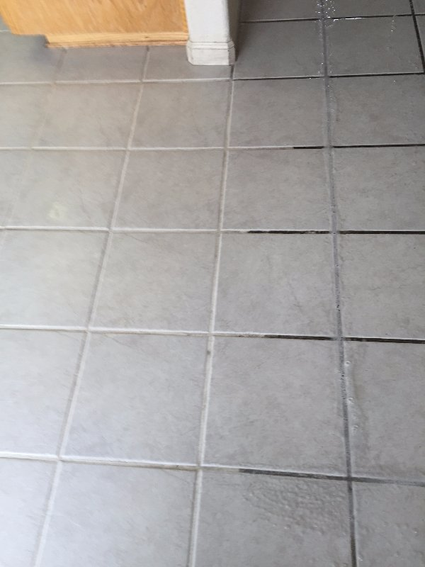 Sacramento Tile Cleaning Before