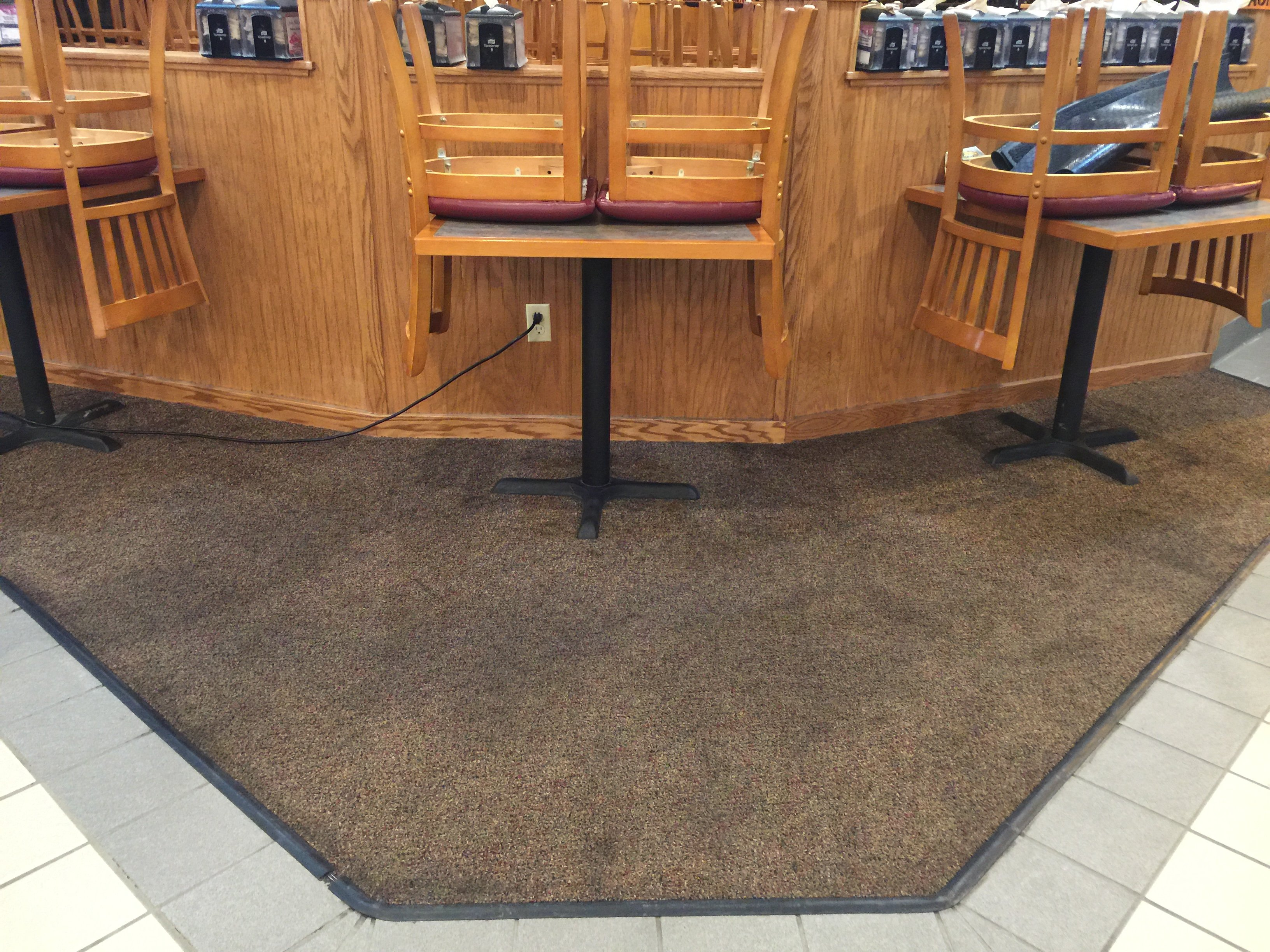 Commercial Carpet Cleaning After | Pristine Flooring Restoration