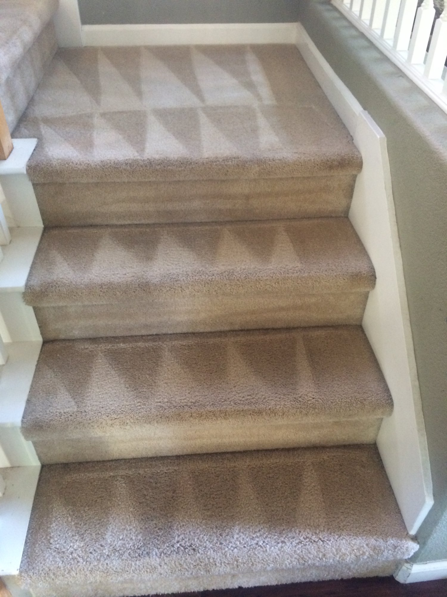Sacramento Stair Cleaning After