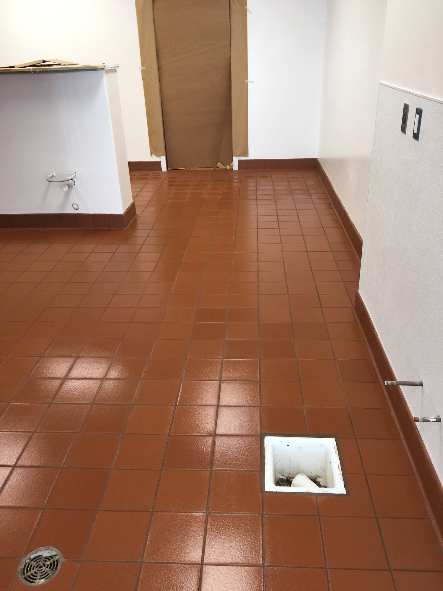 Tile Floor Cleaning Sacramento After