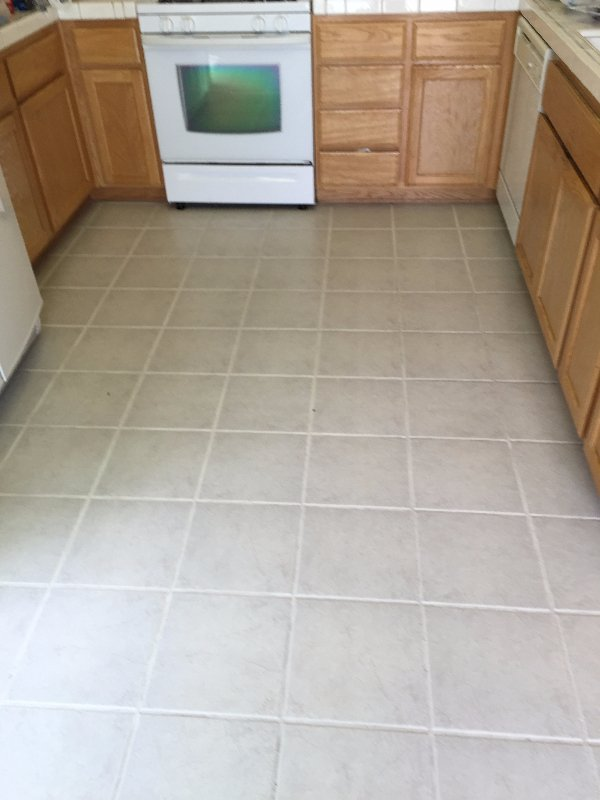 Sacramento Tile Cleaning After