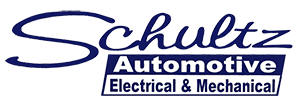 schultz automotive elelctric repair logo